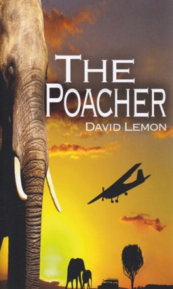 book cover for 'The Poacher' by David Lemon